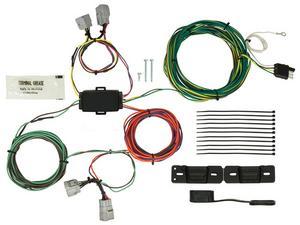 Blue Ox BX88339 EZ Light Wiring Harness Kit Fits 14-17 Cherokee (KL)