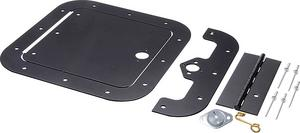 ALLSTAR PERFORMANCE 6 in Square Aluminum Access Door Kit P/N 18540