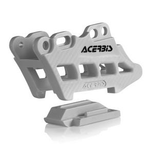 Acerbis Chain Guide Block 2.0 White For Yamaha YZ 125 250 250 F 450 F 08-17