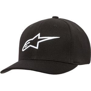 Alpinestars Ageless Mock Mesh Hat Black/White (Black, Large - X-Large)