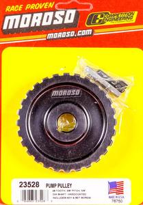 Moroso 28 Tooth Gilmer Pulley P/N 23528