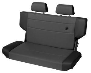 Bestop Trailmax II F And T Bench Seat, Rear - Jeep 97-06 Wrangler