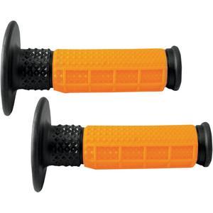 Avon Grips MXW15 Half-Waffle MX Grips - Orange