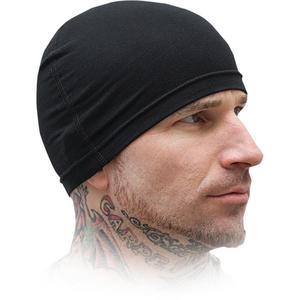 Schampa Fleece Skullcap (Black, OSFM)