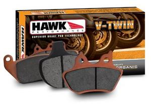 Hawk Performance HMC5012 Sintered Metallic Disc Brake Pads