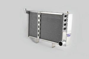 FSR RACING Sprint Car 20 in W x 12 in H Aluminum Radiator P/N 1105-2