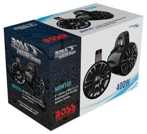 Boss Audio MRWT40 400 Watt Speakers