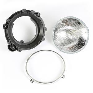 Omix-Ada 12402.03 Head Light Assembly Fits 97-06 Wrangler (LJ) Wrangler (TJ)