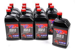 VP FUEL 10W40 Break-In Conventional Motor Oil 1 qt 12 pc P/N 2417