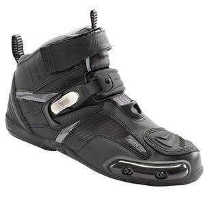 Joe Rocket Atomic Motorcycle Boots Black/Grey Mens Size 9
