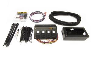 Painless Wiring 57109 Trail Rocker 4-Switch Panel