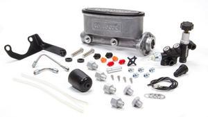 WILWOOD 1 in Bore Tandem Aluminum Master Cylinder Kit P/N 261-13269