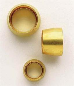 Aeroquip FCM2432 Replacement Brass Ferule/Sleeve