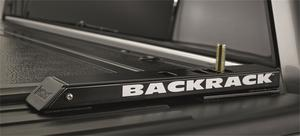 Backrack Tonneau-Low Profile Inside Rail Tonneau 1'' riser (pr) Includes Fastene