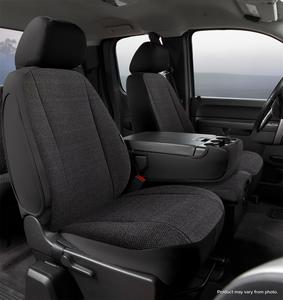 Fia TRS49-40 BLACK Wrangler Solid Seat Cover Fits 13-18 1500 2500 3500