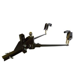 Weight Distribution Hitch; SwayPro; 1500 Pound Gross Tongue Weight
