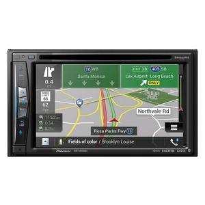 "Pioneer AVIC-W6500NEX 6.2"" Apple CarPlay A.Auto Navigation Receiver"
