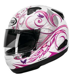 Arai Helmets Quantum-X Style Helmet (Pink, Large)