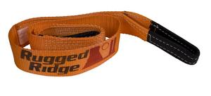 Rugged Ridge 15104.10 Tree Trunk Protector