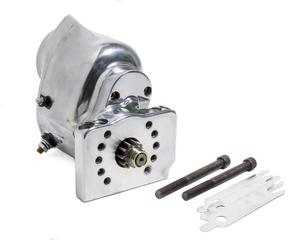 PERTRONIX Chevy V8 Contour 4.4:1 Gear Reduction Polished Starter P/N S3000P