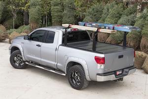 BAK Industries 72223BT Tonneau Cover/Truck Bed Rack Kit 6.5ft bed