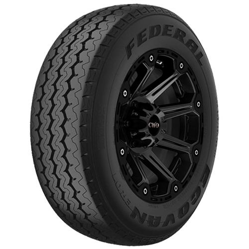 4-185R14  Federal Ecovan ER01 102/100R D/8 Ply BSW Tires