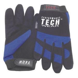 Performance Tools W88999 Tech Wear Mechanic Gloves - Md