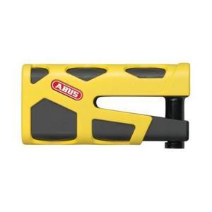 Abus 48736 77 Sledge Brake Disc Lock - Web Yellow