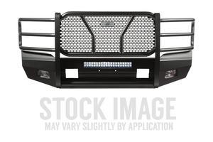 Steelcraft 60-10460 Front Elevation HD Bumper Fits 15-18 Sierra 2500 HD