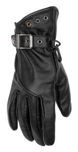 Black Brand Crystal Womens Gloves (Black, XX-Large)