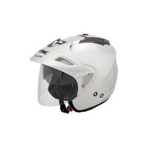 AFX 0132-0554 Helmet Peak with Screws for FX-50 - Pearl White