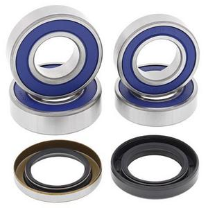 All Balls Motorcycle Rear Wheel Bearing Kit 25-1673