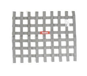 RACEQUIP 18 x 24 in Rectangle Platinum Window Net P/N 725065