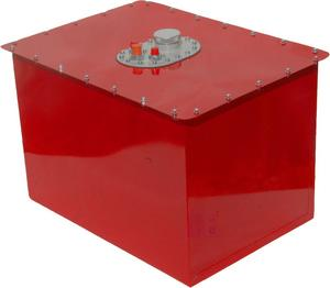RCI Circle Track 32 gal Red Fuel Cell and Can P/N 1322C