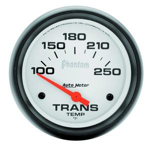 AutoMeter 5857 Phantom Electric Transmission Temperature Gauge