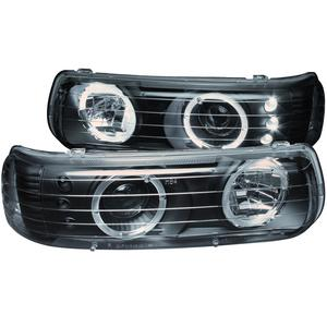 Anzo USA 111189 Projector Headlight Set w/Halo