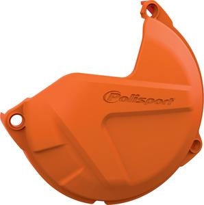 Polisport Orange Ignition Cover Protector For KTM 8464100002
