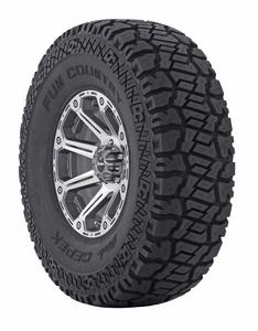 Mickey Thompson  90000001962 Dick Cepek Fun Country Tire LT275/70R18 Blk