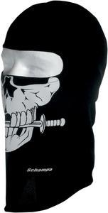 Schampa Full-Face Stretch Mask Pirate BLCLV008-D