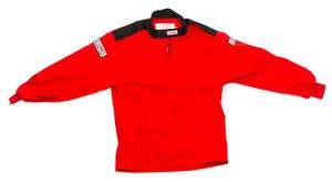 G-FORCE Red Large Single Layer GF125 Driving Jacket P/N 4126LRGRD