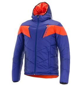 Alpinestars Mack Textile Jacket Royal Blue/Mandarin Red (Black, XXX-Large)
