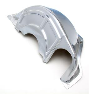 Trans-Dapt Performance FLEXPLATE Cover; POWERGLIDE Transmission 1962-73 -CHROME