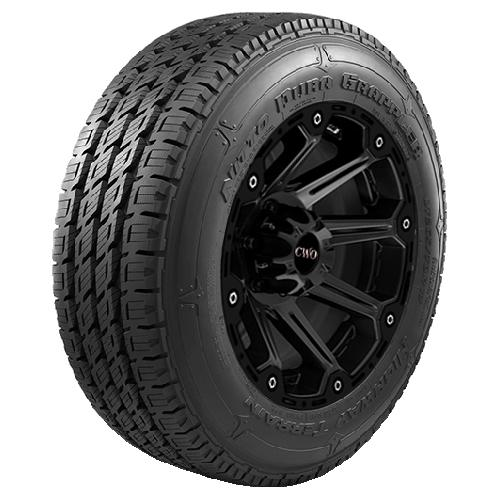 4-LT275/65R20 Nitto Dura Grappler 126R E/10 Ply BSW Tires
