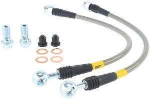 StopTech 950.62001 Stainless Steel Braided Brake Hose Kit Fits Camaro Firebird