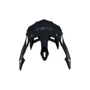 AFX 0132-0777 Helmet Peak for FX-41DS Helmet - Black