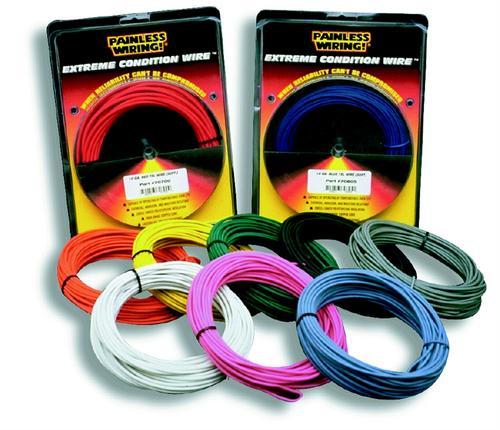 Painless Wiring 71855 18 Gauge TXL Wire