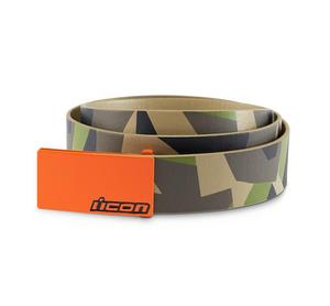 Icon Deployed Belt Camo (Green, Large 38-40in)