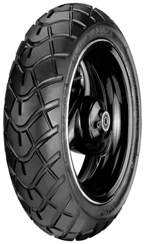Kenda 047611791B1 K761 Dual Sport Rear Tire - 120/90-17