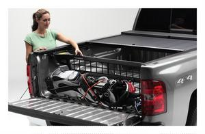 Roll-N-Lock CM881 Cargo Manager Rolling Truck Bed Divider Fits Titan Titan XD