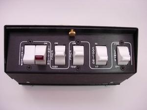 AUTO ROD CONTROLS Roll Bar Mount Pro Street Switch Panel P/N 3700